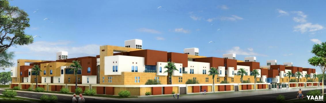 Al-Ezdhar Residential Compound 1