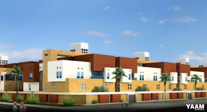 Al-Ezdhar Residential Compound